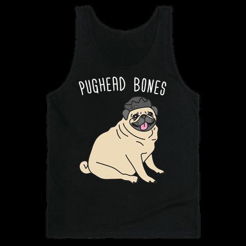Pughead Bones Tank Top