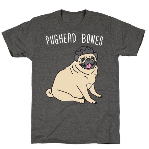 Pughead Bones T-Shirt
