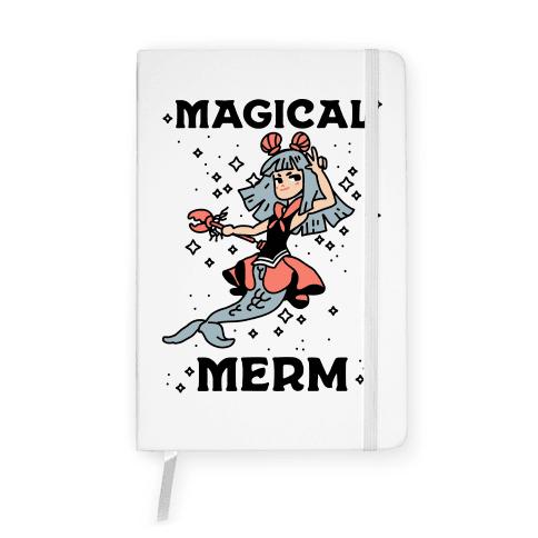 Magical Merm Notebook