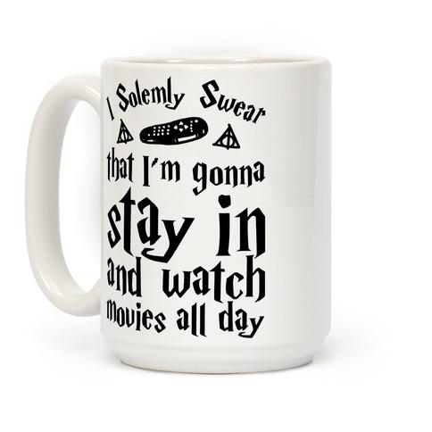 I Solemnly Swear Mug Coffee Mug