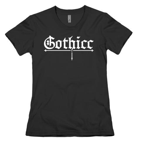 Gothicc Womens T-Shirt