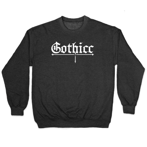 Gothicc Pullover