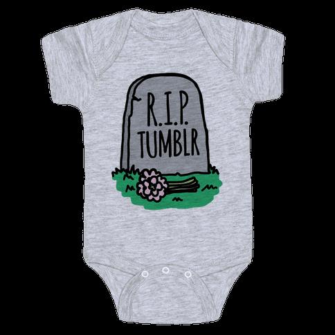 6b5a9ba6c18b Tumblr Gift Baby Onesies