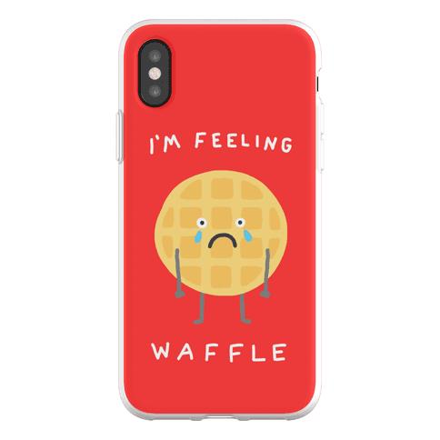 I'm Feeling Waffle Phone Flexi-Case