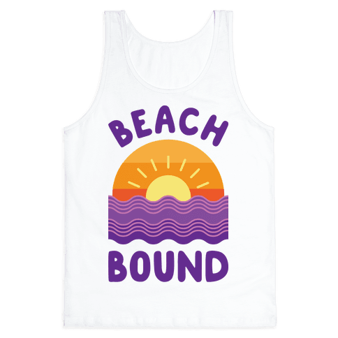 Beach Bound Tank Top
