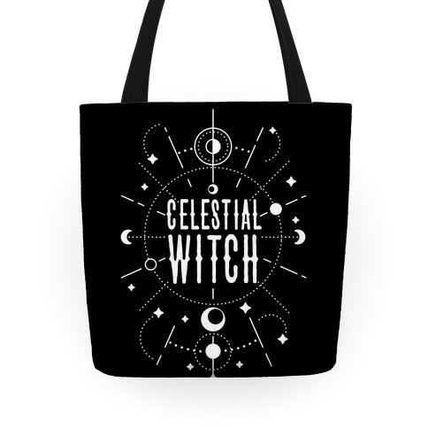 Celestial Witch Tote