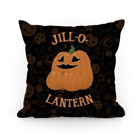 Jill-O-Lantern Pillow
