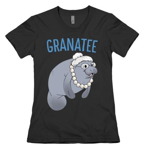 Granatee Womens T-Shirt