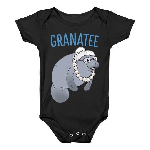 Granatee Baby Onesy