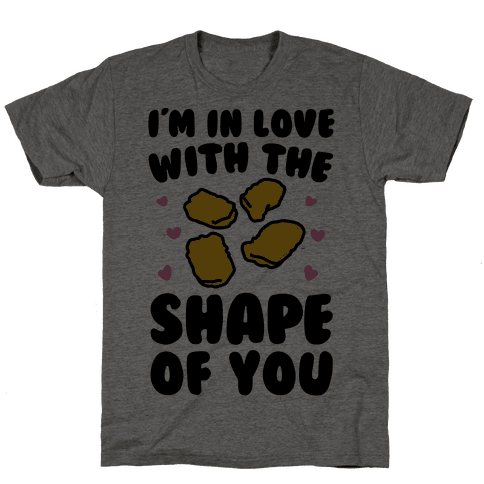 I'm In Love With The Shape of You Chicken Nugget Parody