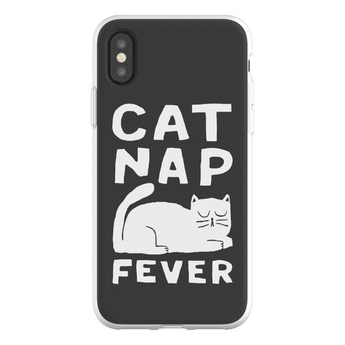 Cat Nap Fever Phone Flexi-Case