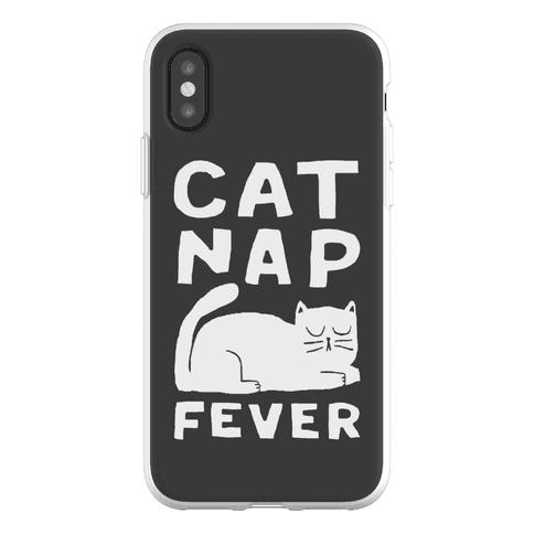 Cat Nap Fever Phone Flexi-Case