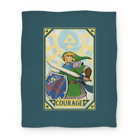 Courage - Link Blanket