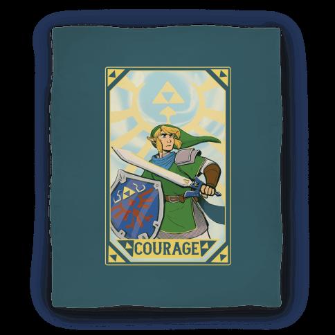 Courage - Link Blanket