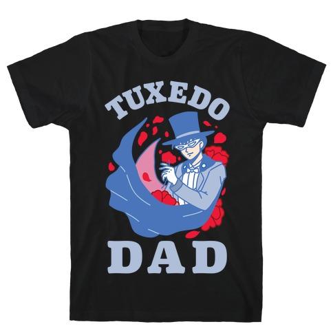 Tuxedo Dad T-Shirt