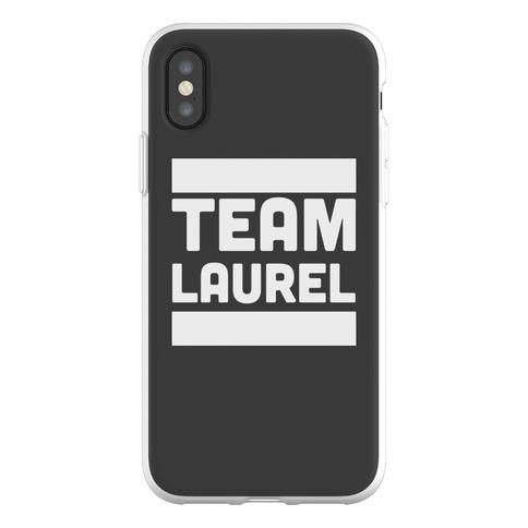 Team Laurel Phone Flexi-Case