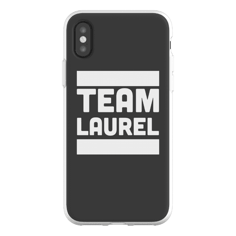 Team Laurel Phone Flexi-Case