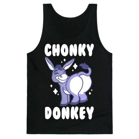 Chonky Donkey Tank Top