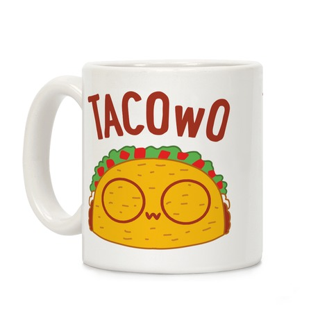 TacOwO Coffee Mug