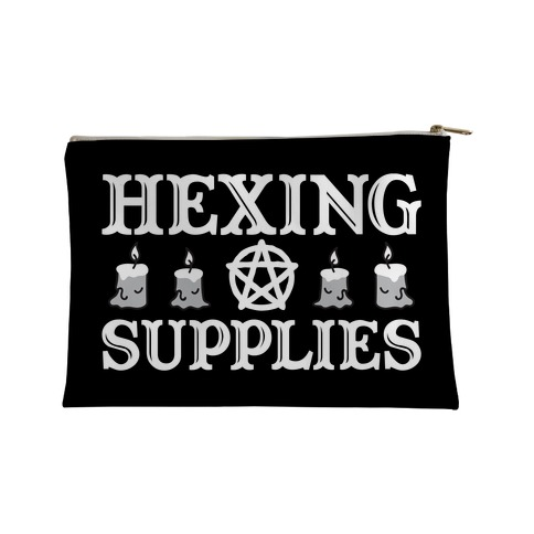 Hexing Supplies Accessory Bag