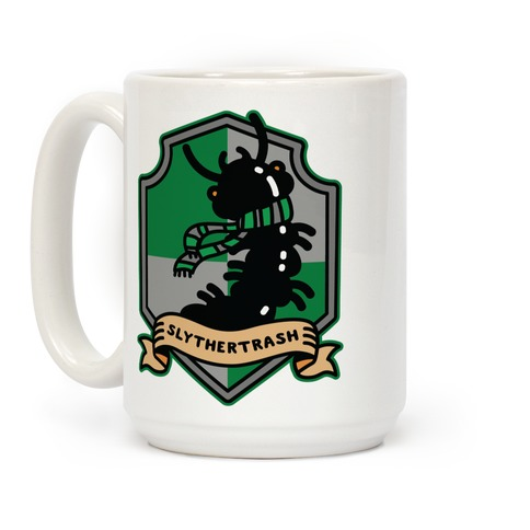 Slythertrash Centipede Coffee Mug