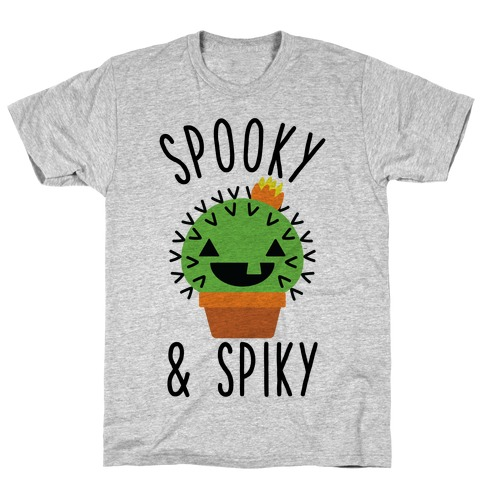 Spooky and Spiky T-Shirt