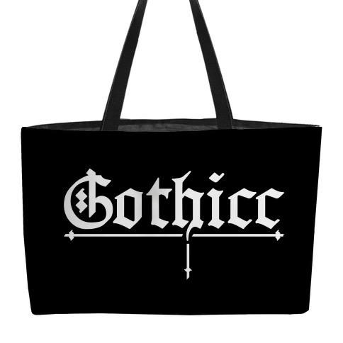 Gothicc weekender
