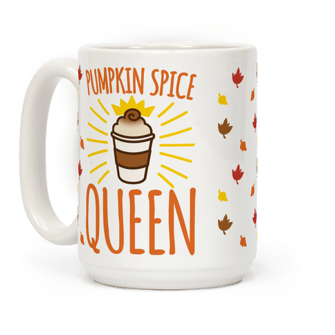 Pumpkin Spice Queen