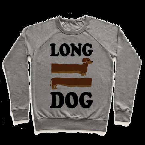 Long Dog Dachshund Pullover