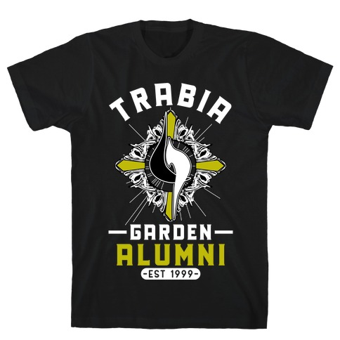 Trabia Garden Alumni Final Fantasy Parody T-Shirt