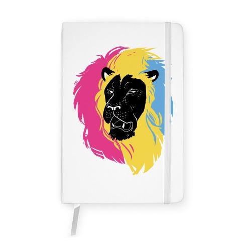 Pan Lion Pride Notebook