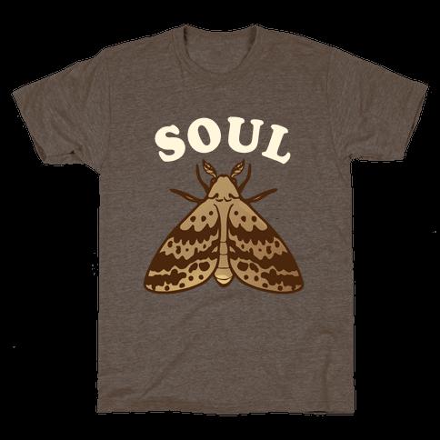 Moth & Lamp Soul Mates (1 of 2) Tee