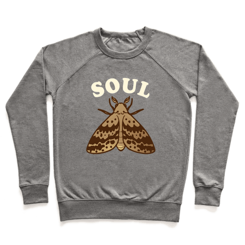 Moth & Lamp Soul Mates (1 of 2) Pullover