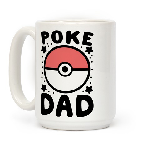Poke Dad Coffee Mug