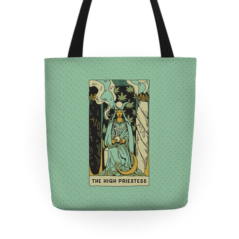 The High Priestess Tote