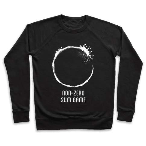 Non-Zero Sum Game Pullover