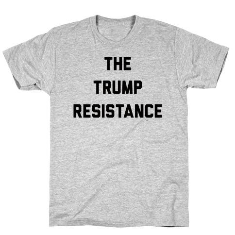 The Trump Resistance T-Shirt