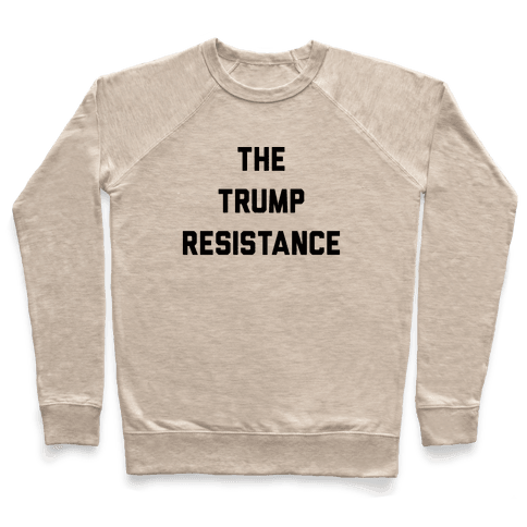 The Trump Resistance Pullover