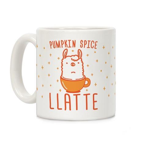 Pumpkin Spice Llatte Coffee Mug