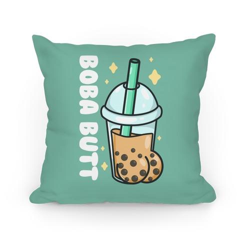 Boba Butt Pillow