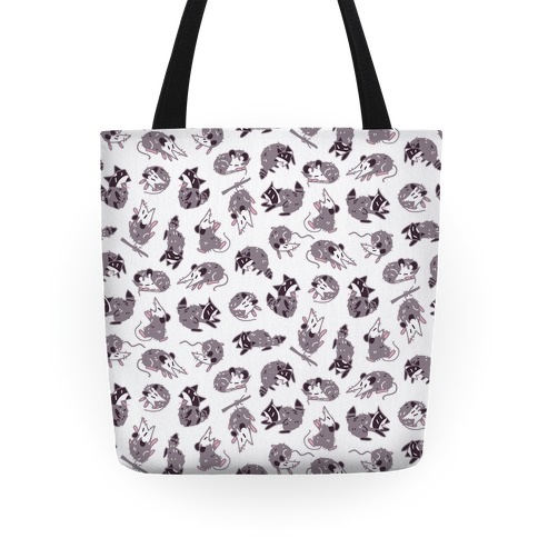 Trash Friends Tote