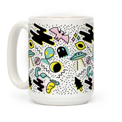 90s Super Naturadical Coffee Mug
