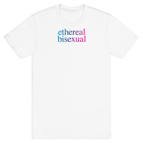 Ethereal Bisexual T-Shirt