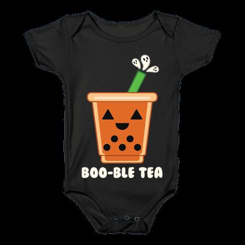 Boo-ble Tea Baby Onesy