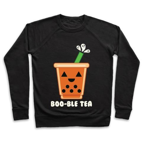 Boo-ble Tea Pullover