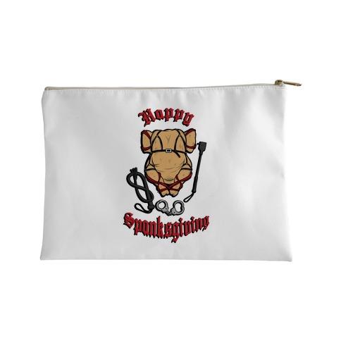 Happy Spanksgiving Accessory Bag