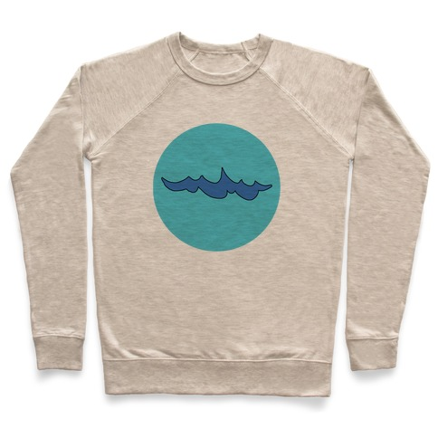WATER! Pullover