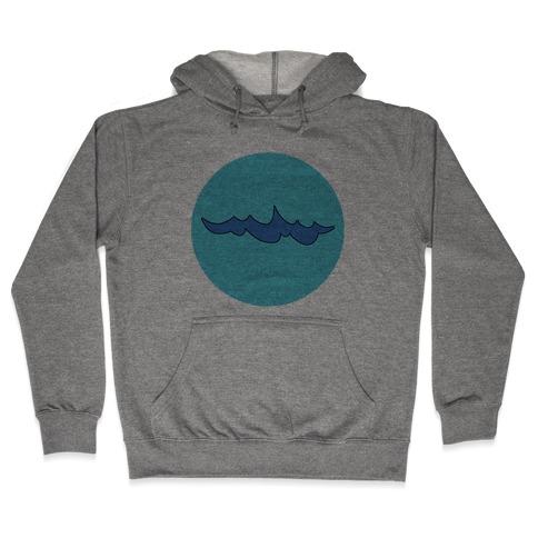 WATER! Hooded Sweatshirt