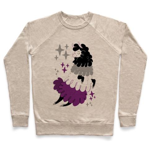 Ace Llama Pullover