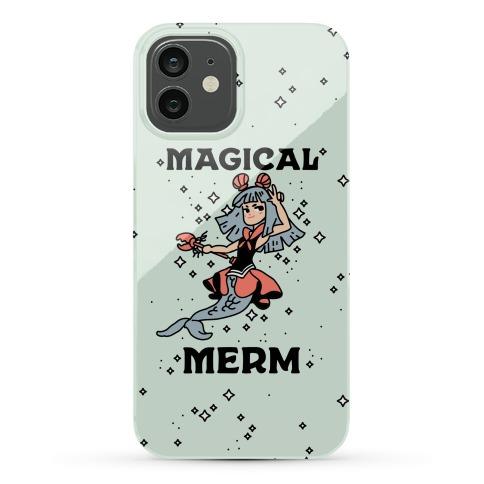 Magical Merm Phone Case